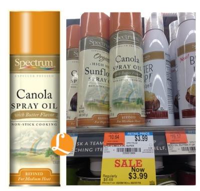 spectrum spray whole foods