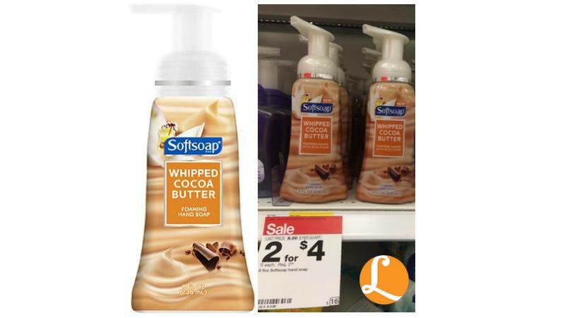 Softsoap liquid hand soap coupon 2018