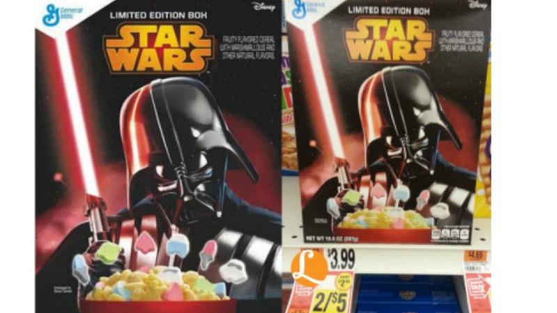star wars cereal