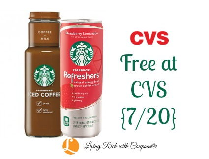 starbucks cvs