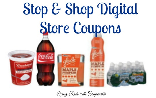 Does stop and shop have digital coupons