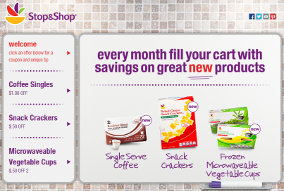 At Stop & Shop, save big when you shop with printable coupons and use your Stop & Shop loyalty card. As of December 7th, , we have free coupons available for your card.