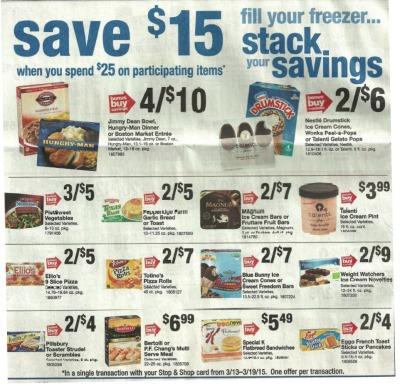 Stop & shop coupons