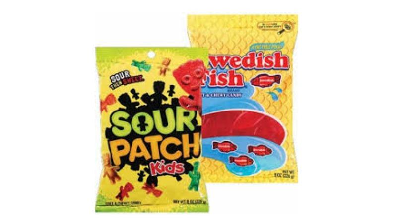 Swedish fish coupon at walgreens 5 31 living rich for Sour swedish fish