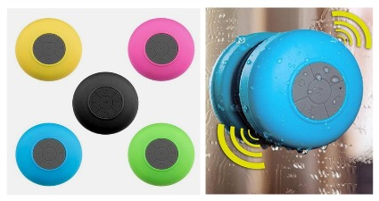 shower speaker