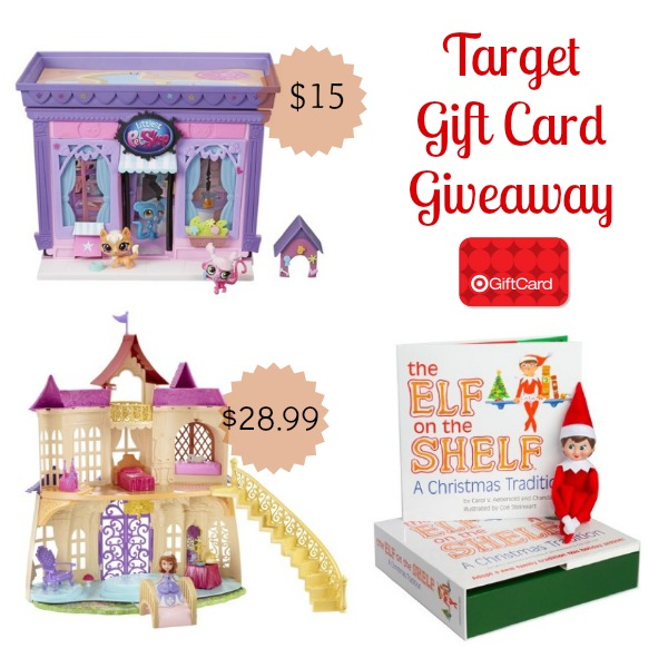 Cyber Friday At Target Gift Card Giveaway