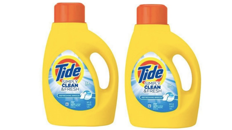 Tide Coupon Simply Clean 0 99 At Shoprite 5 24 Living