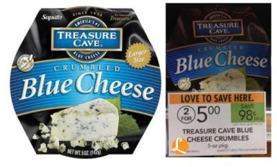 treasure cave cheese publix