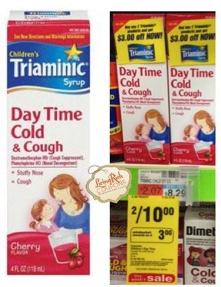 Triaminic CVS Deal