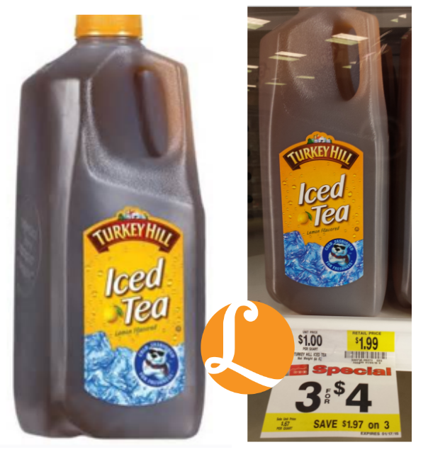 turkey hill coupon - just  0 83 at weis