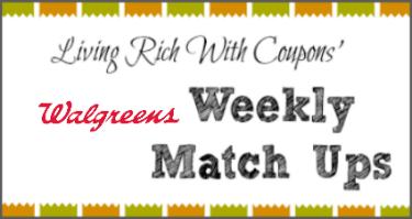 Walgreens match ups 2/16/14