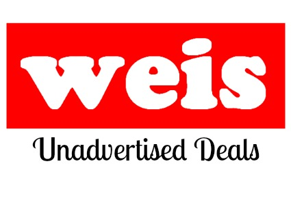 Weis coupons